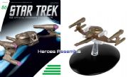 Star Trek Official Starships Collection #086 Gorn Starship Eaglemoss